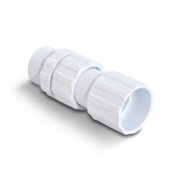 """Acople caño PVC MH ø1 1/2"""" 50"""
