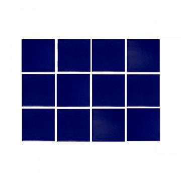 Revestimiento cerámico - Cobalto (malla)