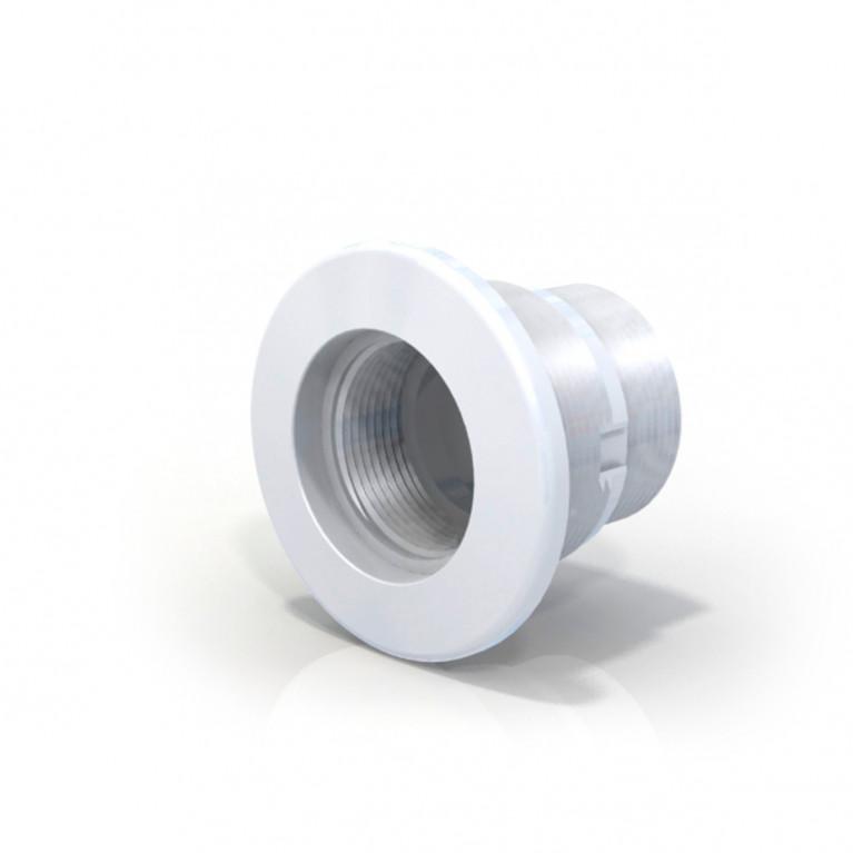 Virola aro blanco RH 1 1/2  - Hormigón
