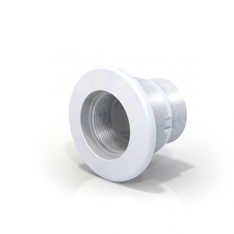 Virola aro blanco ø 50 mm - Hormigón