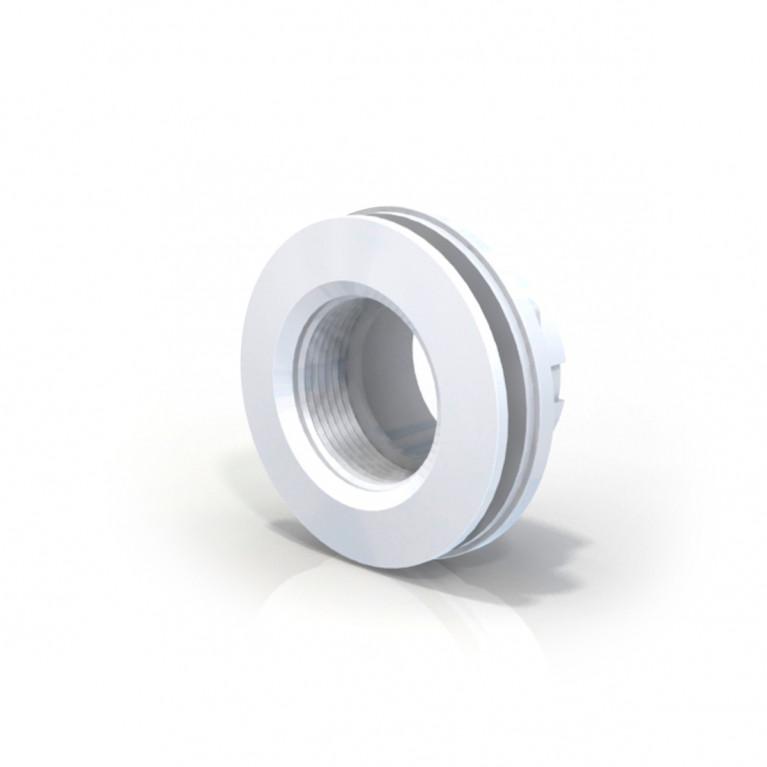 Virola frente blanco ø 50mm - FV