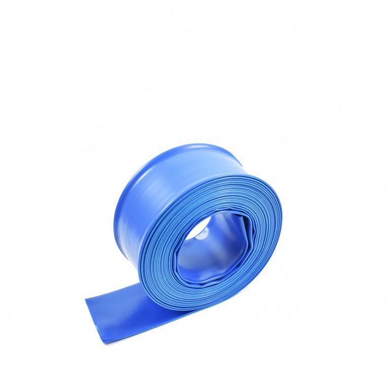 Manguera plana de PVC ø 38mm x 7,5m (tipo manga)