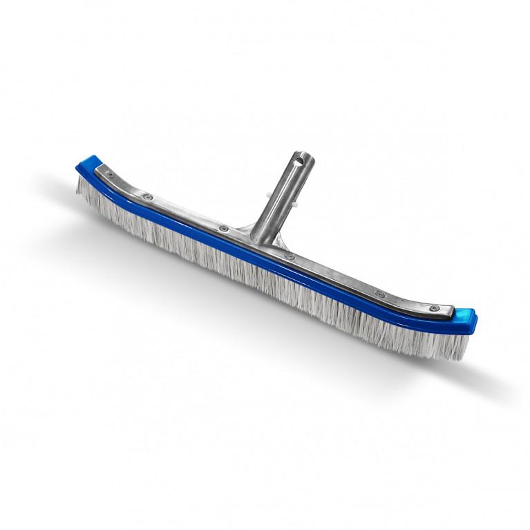 Cepillo curvo 46 cm Metál. cerdas Mixta