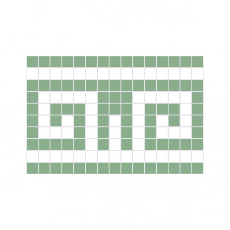 Venecita - Guarda Griega Verde